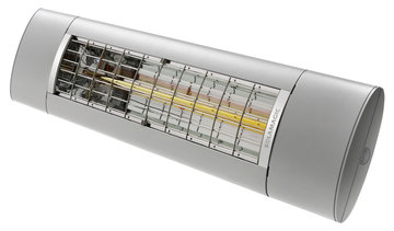 Solamagic S2 terrasverwarmer 2500W met BT dimmer titanium