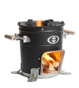 Envirofit M5000 Rocket stove black